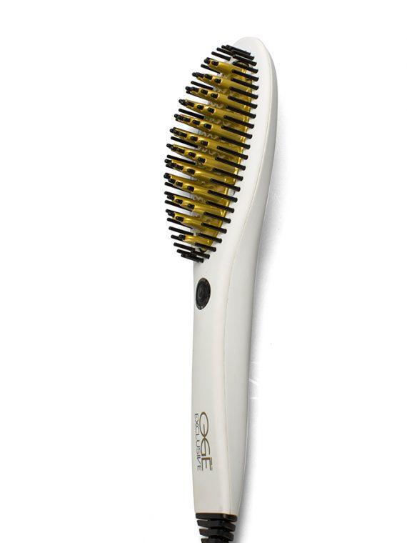 Tourmaline Hair Straightening Brush