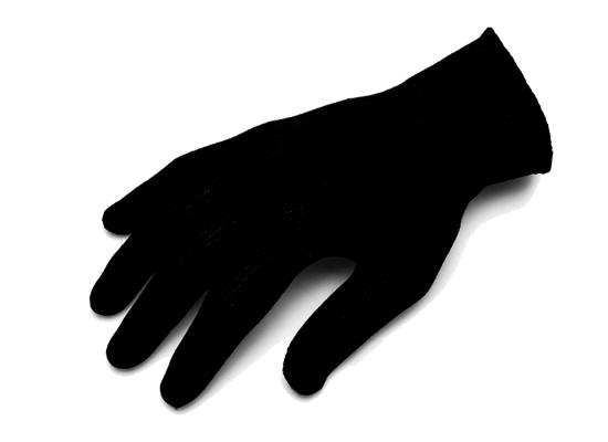 Ogé Exclusive | Heat Protection Glove Black